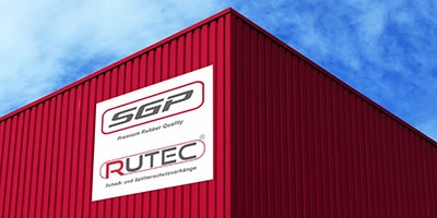 Company RUTEC Shooting- and splinterguard