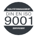 DIN EN ISO CERTIFIED - Quality Management