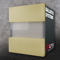 Bullet trapingbox R95 by RUTEC